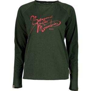 NotoddenM. - T-shirt manches longues - vert MALOJA