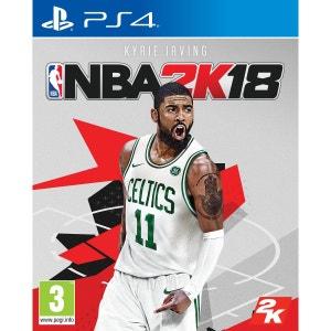 NBA 2K18 PS4 2K