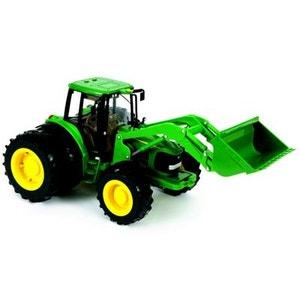 Tracteur John Deere 6830S avec chargeur TOMY