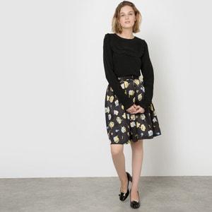 Floral Print Circle Skirt MADEMOISELLE R