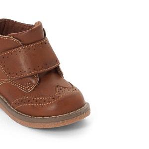 Boots met klittenband, 19-25 La Redoute Collections