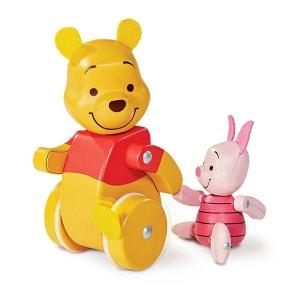 En route les amis : Winnie l'ourson et Porcinet TOMY