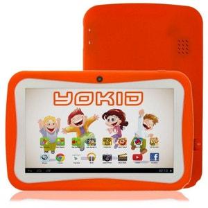 Tablette tactile enfant YOKID 7 pouces quad core Android 5.1 Orange 8Go Yonis