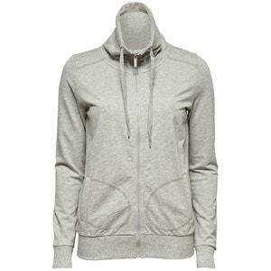 High Neck Zip-Up Sweatshirt ONLY PLAY
