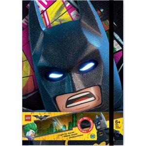LEGO Batman Movie cahier lumineux BATMAN