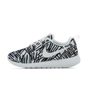 Basket Nike Roshe Run Print - 599432-110 NIKE