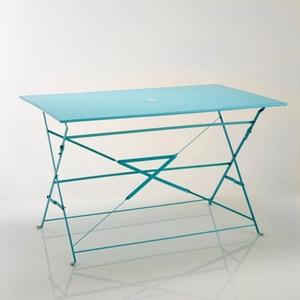 Table pliante rectangulaire, métal La Redoute Interieurs