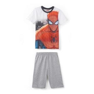 Pyjashort jersey 2-12 ans SPIDER-MAN