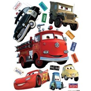 Stickers géant Cars & Friends Disney WALLTASTIC