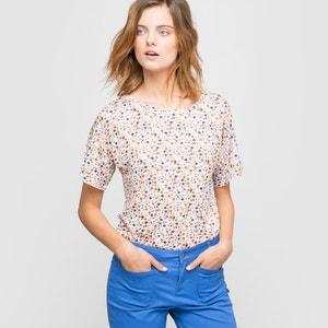 T-shirt met 3/4 mouwen R essentiel