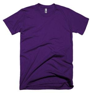 T-Shirt À Manches Courtes - Homme AMERICAN APPAREL