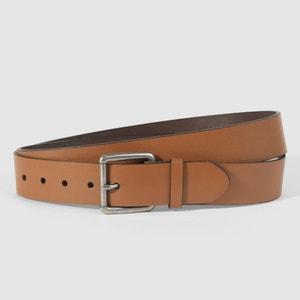 Cinturón de piel CASTALUNA FOR MEN