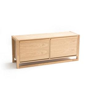Oak Shoe Storage Bench La Redoute Interieurs