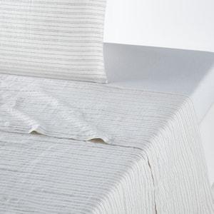 Lenzuolo fantasia in lino lavato UZES La Redoute Interieurs