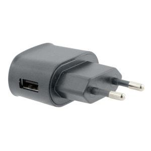 Adaptateur secteur gris  pour recharger Nintendo DS DSL DSIXL 3DS et Smarphones BIG BEN