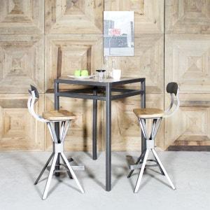 Table haute en solde la redoute for Chaise transparente solde