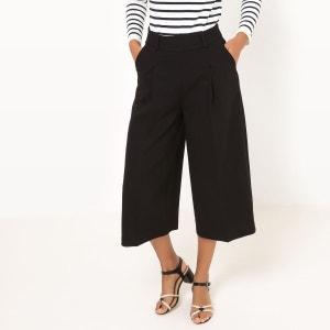Jupe culotte, taille haute atelier R
