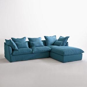 canape bleu la redoute. Black Bedroom Furniture Sets. Home Design Ideas