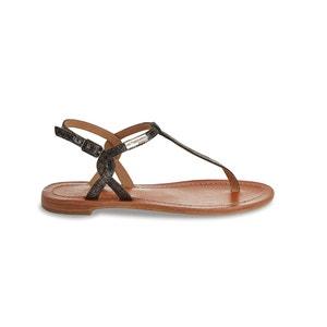 Leather Sandals LES TROPEZIENNES PAR M.BELARBI