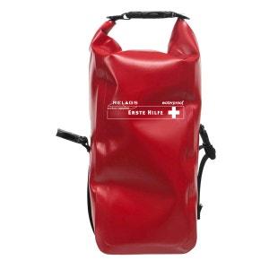 Premiers secours - Pharmacie de voyage - long voyage étanche rouge RELAGS