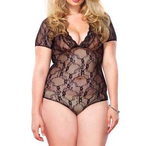 Fond de robe femme grande taille castaluna la redoute - Catalogue la redoute grande taille ...