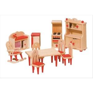 Cuisine Goki pour maison de poupées GOKI