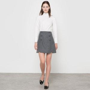 Mini Skirt CORALIE MARABELLE X LA REDOUTE MADAME