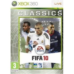 FIFA 10 - Classics XBOX 360 EA ELECTRONIC ARTS