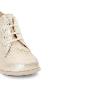 Metallisierte Boots 19-25 La Redoute Collections