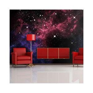 Papier Peint Espace Étoiles - Dimension - 300x231 RECOLLECTION