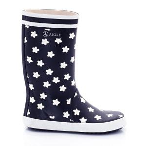 Bottes imprimé étoiles LOLLY POP PRINT AIGLE