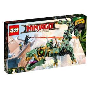 le dragon d'acier de lloyd LEGO