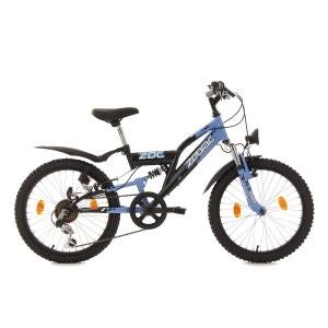 VTT enfant tout suspendu 20'' Zodiac bleu TC 31 cm KS Cycling KS