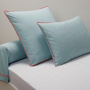 Duo Percale Single Pillowcase or Bolster Case La Redoute Interieurs