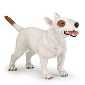 Figurine Chien : Bull Terrier PAPO
