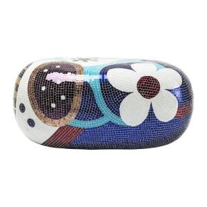 Tabouret oval Mosaik Garden Kare Design KARE DESIGN