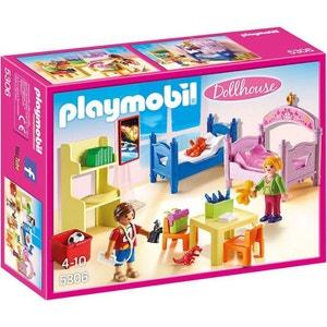 Chambre d'Enfants avec Lits Superposés - PLA5306 PLAYMOBIL