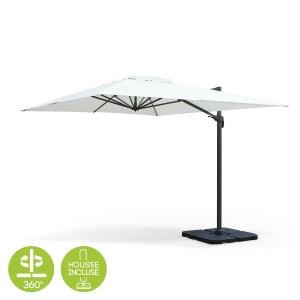 parasol d port chauffant pieds housse la redoute. Black Bedroom Furniture Sets. Home Design Ideas