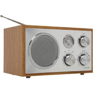 Radio ESSENTIELB USB MADERA chêne ESSENTIEL B
