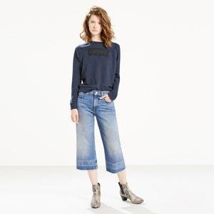 Dżinsowe spódnico-spodnie LEVI'S