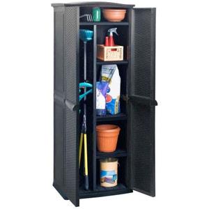 armoire de jardin la redoute. Black Bedroom Furniture Sets. Home Design Ideas