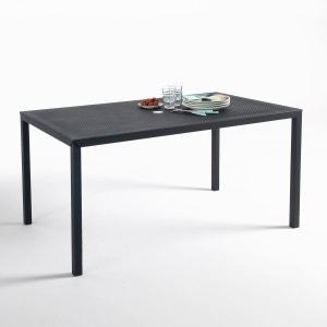 Table rectangulaire en métal perforé, Choe La Redoute Interieurs image