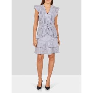 Mini-robe Volants YAS