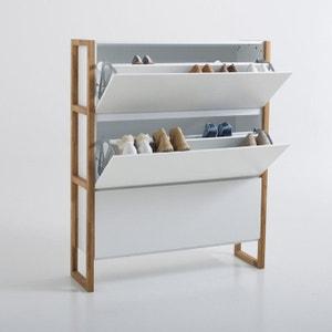 Mueble zapatero con 3 puertas abatibles, Compo La Redoute Interieurs