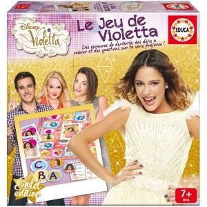 le jeu de violetta educa - Jeux De Violetta Et Leon