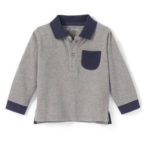 Poloshirt, lange Ärmel, 1-3 Monate R essentiel