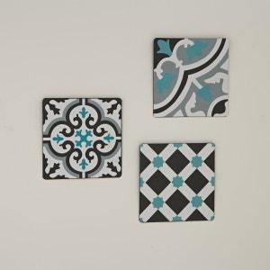 Płytki dekoracyjne, Adid (zestaw 3 szt.) La Redoute Interieurs