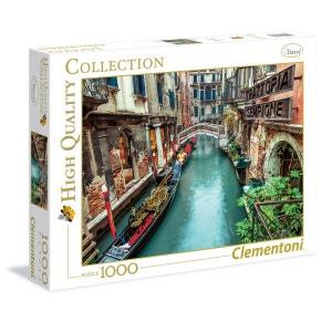 Puzzle 1000 Pèices - Venice Canal - CLE39328.2 CLEMENTONI