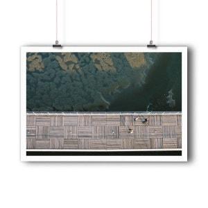Affiche d'art La Passerelle BALIBART