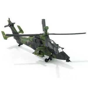 Modèle réduit en métal : Hélicoptère de combat Tiger SIKU